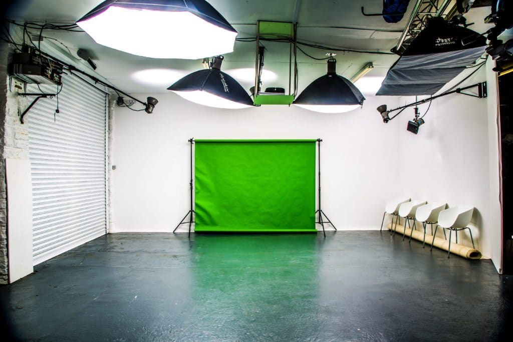 green screen to hire leeds